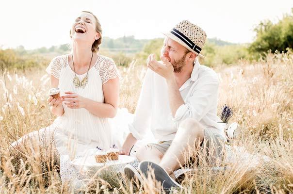 Φυσική ομορφιά στο βίντεο του γάμου σας