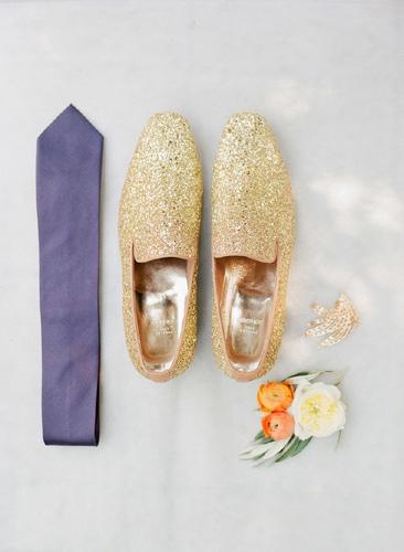 Λαμπερά παπούτσια